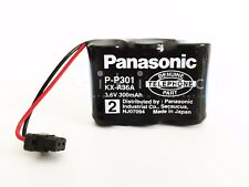PANASONIC P-P301 /KX-A36A - ORIGINAL CORDLESS PHONE Ni-MH BATTERY - 3.6 V 300mAh