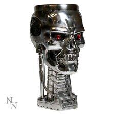 Nemesis Now Terminator 2 Head Goblet 19cm Drinks Cup Challice Sci-Fi