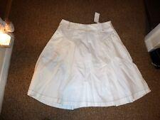 Lovely cream flippy full skirt from George size 12