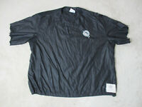 Majestic Florida Marlins Jacket Adult 2XL XXL Charles Johnson Game Used Worn