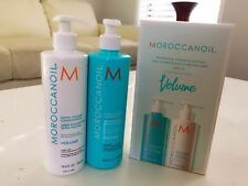 Moroccan Oil Volume SHAMPOO+CONDITIONER 500ml Free Shipping