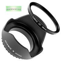 BK 49mm 0.45X Wide-Angle Lens For Panasonic HC-X800 HC-X900M HC-X909 HC-X900