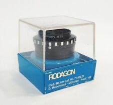 Rodenstock Rodagon 80mm f/5.6 Enlarger Lens - M39 Mount [Cased]