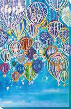 "Bead Embroidery DIY Kit ""Into the sky"" 8.2""х12.9"""