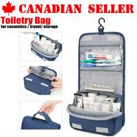 Cosmetic Travel Storage Makeup Bag Folding Hanging Toiletry Wash Organizer BAG