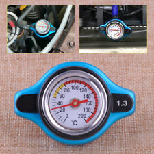 Car Safe 1.3 bar Thermostatic Gauge Radiator Cover Water Temperature Meter Cap