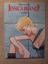 "RENAUD DUFAUX - JESSICA BLANDY ""LE DOSSIER"" - DUPUIS / REPERAGES (EO 2002)"