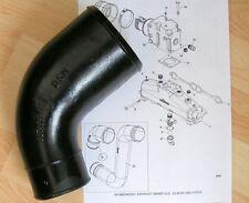 Coude tube d'échappement MERCRUISER MAG MPI EFI GM 350 V8