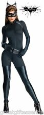 CATWOMAN DARK KNIGHT RISES COSTUME M MEDIUM Adult Sexy CAT WOMAN Anne Hathaway