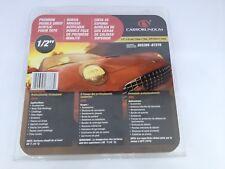 """Carborundum Premium Double Sided Acrylic Tape 1/2"""" X 60 Yards 055395 67378 Case"""
