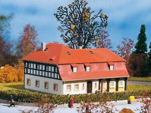 """Auhagen 11379 / H0 / Bausatz Wohnhaus """" Umgebindehaus"""" in OVP // NEU"""