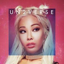 JESSI - [UN2VERSE] 1st Mini Album CD+Photo Book K-POP Sealed Hip-Hop Girl Crush