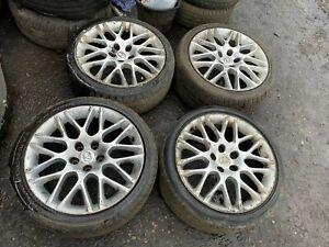 "Lexus IS250 18"" Alloys & Tyres 255/35zr18"