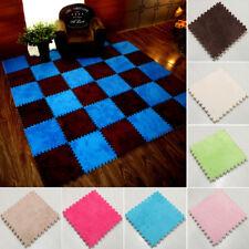 Baby EVA Foam Play Gym Puzzle Mat Interlocking Exercise Tiles Non-slip Carpet