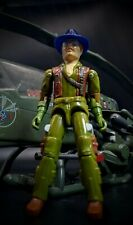 GI Joe Dragonfly 1983 Complete With Wild Bill Canada