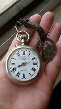 R Rare old GARANTAT SYSTEME ROSKOPF PATENT No 14691 pocket watch