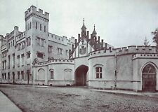 Schloß Wartenberg, Kreis Groß- Wartenberg/ Syców (Schlesien) 1909