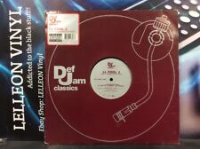 """LL Cool J I Can't Live Without My Radio 12"""" Single Vinyl 9846570 Rap HipHop 80's"""