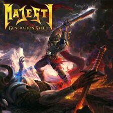 Majesty - Generation Steel [CD]