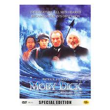 Moby Dick (1998) DVD - Franc Roddam  (*New *All Region)