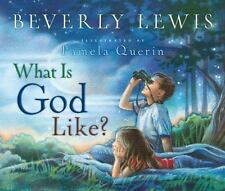 What Is God Like? by Beverly Lewis (2008, Hardcover)
