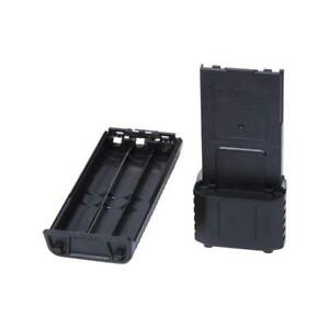 Baofeng UV-5R AA Alkaline Dry Battery Case (Extended Size)