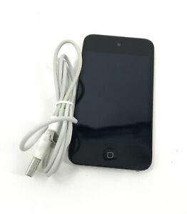 Apple iPod Touch 4th Generation 32GB A1367 MP3 Player Black #U8564