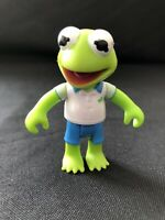 Kermit the Frog Muppet Babies mini Figure Toy Used Loose