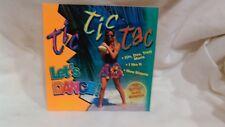 Tic Tic Tac Let's Dance The Hottest Dance Sensation Madacy Entertainment  cd3718