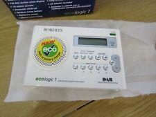 Roberts EcoLogic 1 Dab FM Portable Radio