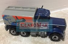 ☀️ 1981 Matchbox Peterbilt Truck Test Mission Space Collectible Toy Cake Topper