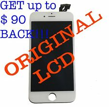 Black White Genuine OEM New iPhone 6, 6S 6/S Plus LCD Touch Screen Replacement