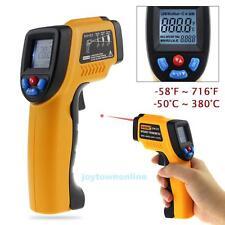 Non-contact Infrared IR Laser Digital Thermometer Temperature Gun -50 ~ 380℃ New