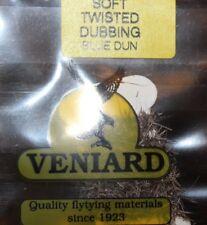 Fly Tying Veniard Soft Twisted Dubbing Brush flexible hares Ear dubbing