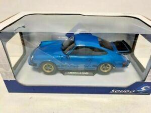 Solido 1:18 Porsche 911 3.0 Coupe – Minerva Blue - S1802601 new & boxed