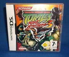 Teenage Mutant Ninja Turtles 3 : Mutant Nightmare (Nintendo DS)