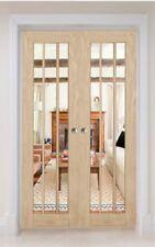 Glass Solid Engineered Core Doors