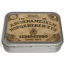 Personalised 2oz Tobacco Tin OUIJA BOARD Smoking Pill Baccy Storage Gift KS183