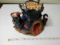 Gormiti lords of nature fire mountain tree volcano giochi playset toy rare 2007