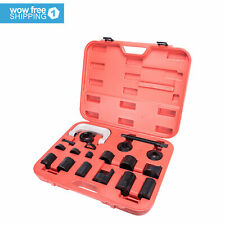 Ball Joint Auto Remover Installer Tool 21 Pieces and Master Adapter Kit New