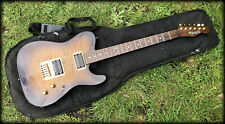 Warmoth USA Quilted Maple Top Electric Guitar