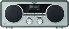 TechniSat DigitRadio 600 Anthrazit Design-Radio DAB+