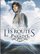 COFFRET 7 DVD 25 ÉPISODE LES ROUTES DU PARADIS INTÉGRALE SAISON 1 MICHAEL LANDON