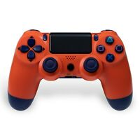 Sony PS4 Controller DualShock 4 Orange Playstation Wireless Controller
