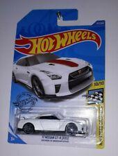 Hot Wheels '17 Nissan GT-R (R35)