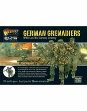 Warlord Games Bolt Action 28mm Scale German Grenadiers Sprue