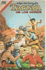 Tarzan De Los Monos #424 1974 Color Mexico Spanish Lang VG+