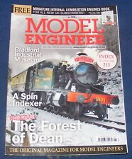 MODEL ENGINEER  24TH DECEMBER - 8TH JANUARY 2015  VOLUME 214 NUMBER 4498