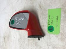 95 DODGE VIPER OEM COMPLETE LEFT MIRROR ASSEMBLY RED RT10 RT/10