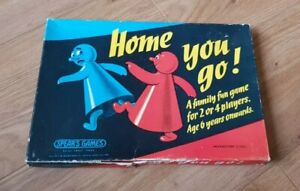 Spears Vintage Board Game Home You Go. Spares & Parts